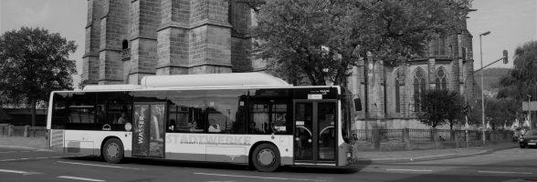 800 Jahre Marburg – Fotobus Projekt – Stellenausschreibung